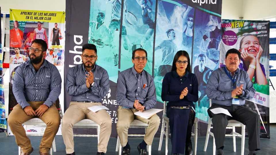 Consolida Club Alpha su proyecto deportivo, con la mejor actuación en la Olimpiada Nacional