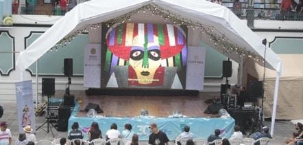 30ª Feria Nacional del Libro Infantil y Juvenil Veracruz 2019