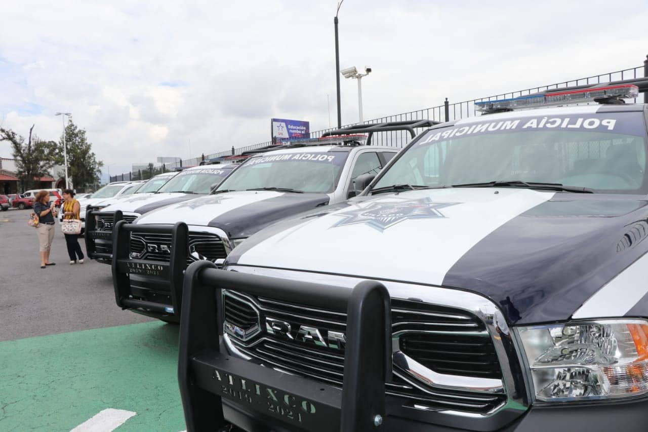 Atlixco invirtió 924 mil pesos en Vehículos