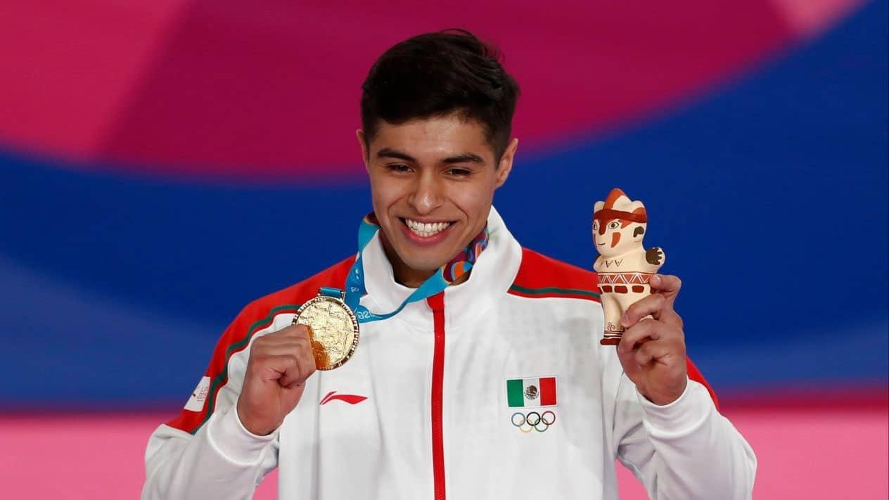 Mexico Logra la 14 presea de oro en los Juegos Panamericanos, Lima 2019