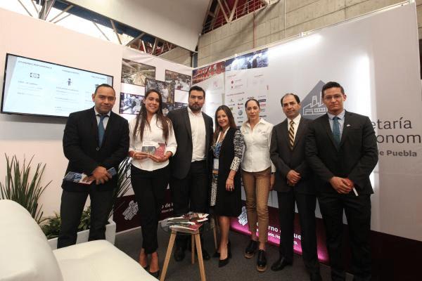 Apuesta Gobierno de Puebla por la industria 4.0 en foro ITM de Hannover Messe