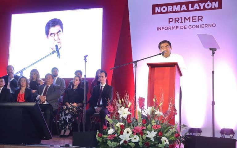 Sentencia Miguel Barbosa mafias en el Tianguis de Texmelucan