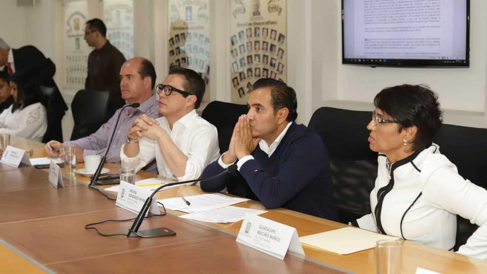 Diputados avalan incorporación de concepto Instalación Vital en materia de Protección Civil