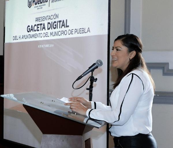 Gobierno de la Ciudad presenta la Gaceta del Ayuntamiento en formato digital
