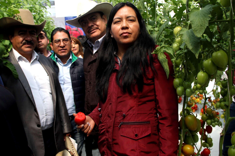 Inaugura SDR Expo Agrícola Puebla en Los Reyes de Juárez