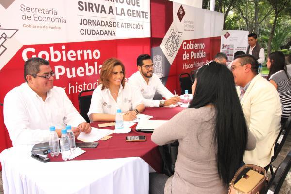 Recobrar la confianza ciudadana, uno de los objetivos del Gobierno Estatal