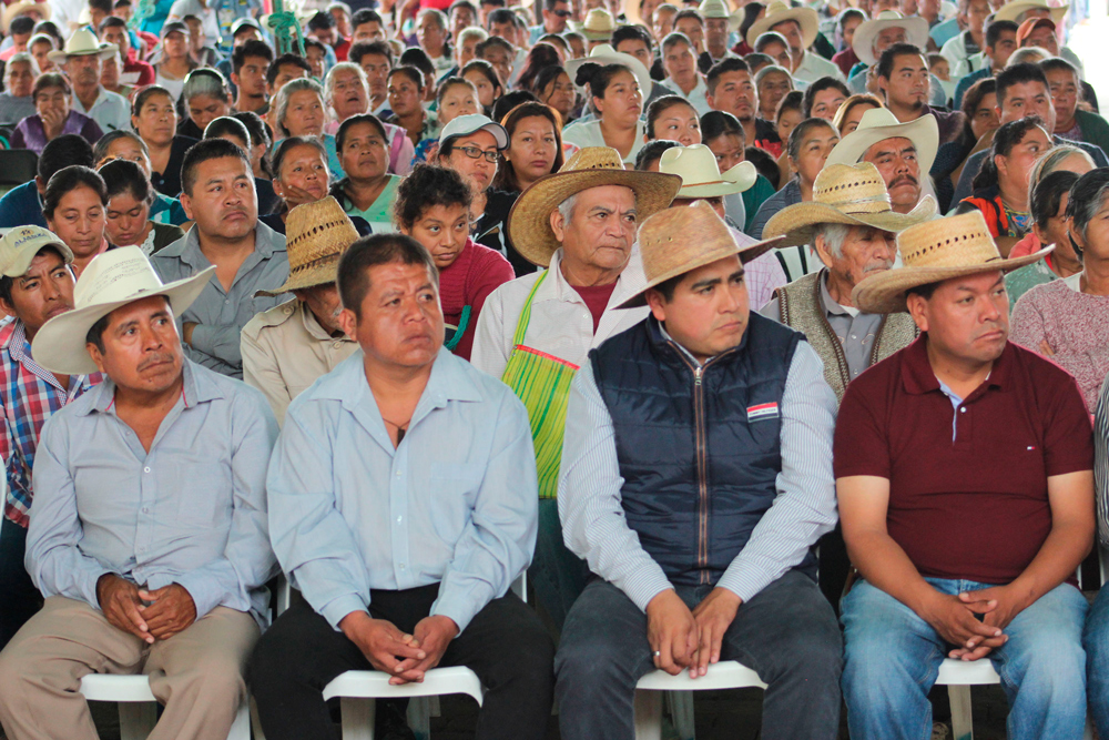 Entrega SDR paquetes tecnológicos a productores de Tepexco y Cohuecán