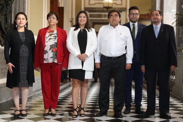Hubo gobiernos en Puebla que no actuaron de buena fe y con corrupción: Barbosa Huerta