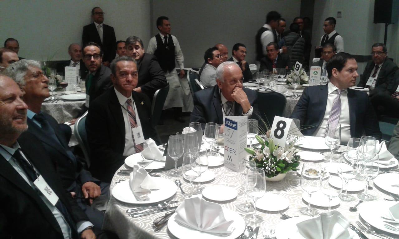 Evento del Club de Empresarios de Puebla A.C.