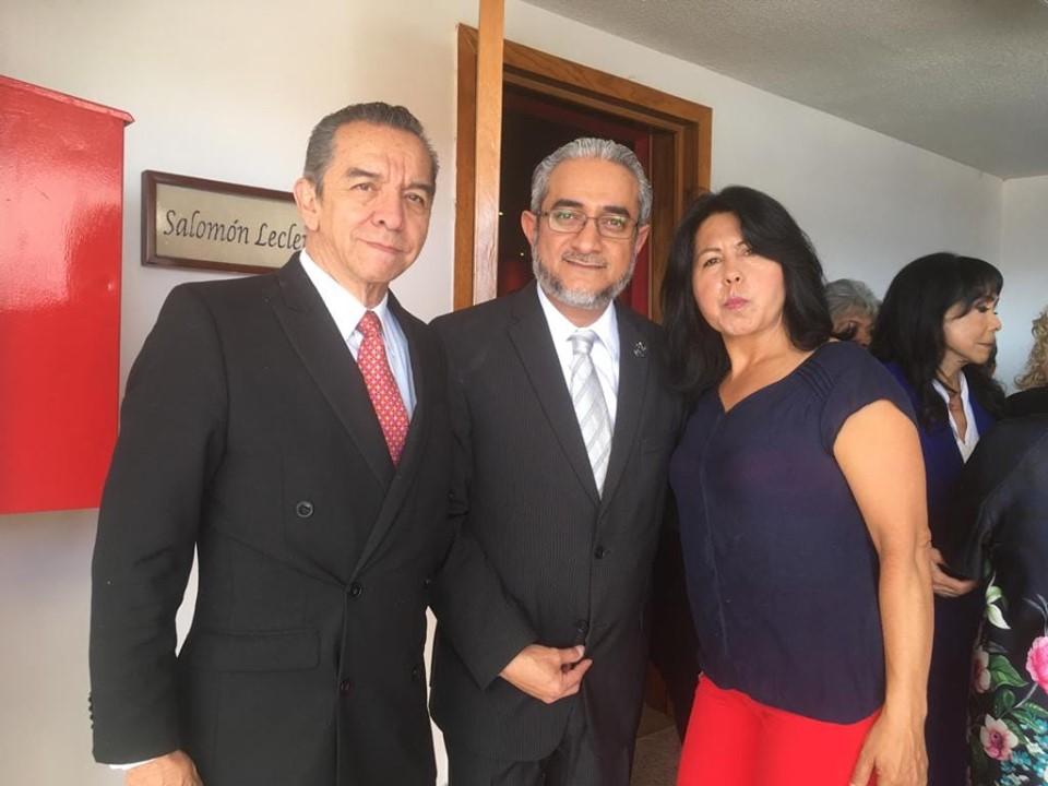 Toma de Protesta de la nueva mesa directiva de la Asociación Nacional de Locutores delegación Puebla