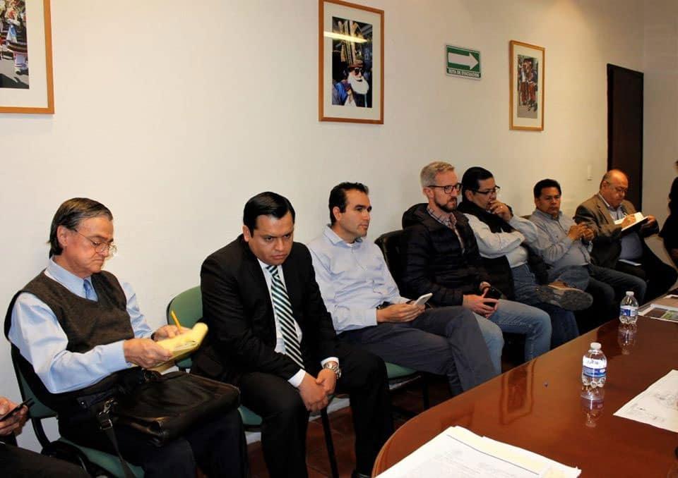 Convenio con Cemex Gobierno del Estado y Presidencias Municipales Tepeaca- Cuautinchan