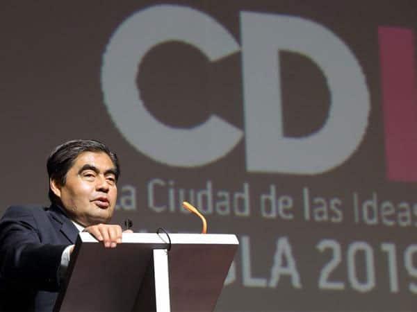 Gobiernos están obligados a crear condiciones de bienestar: Miguel Barbosa