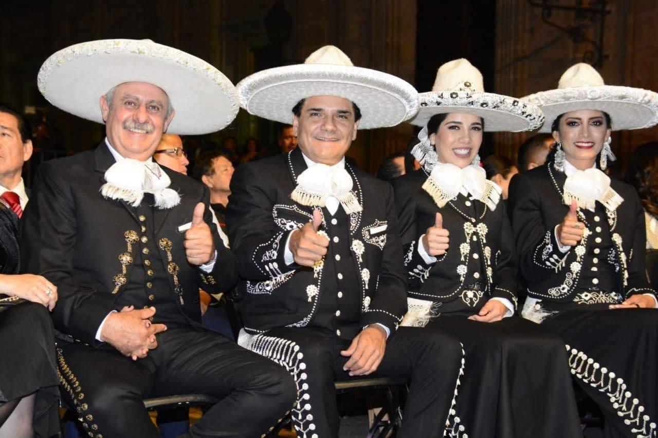 Inauguracion del Congreso Nacional Charro 2019 Michoacan