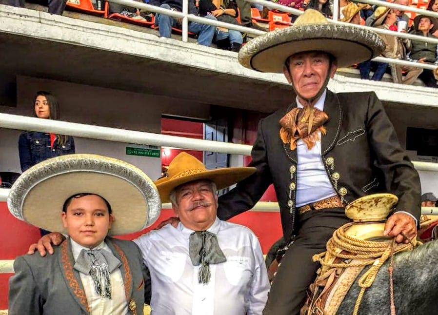 Merecido homenaje en el Congreso y Campeonato charro Morelia 2019