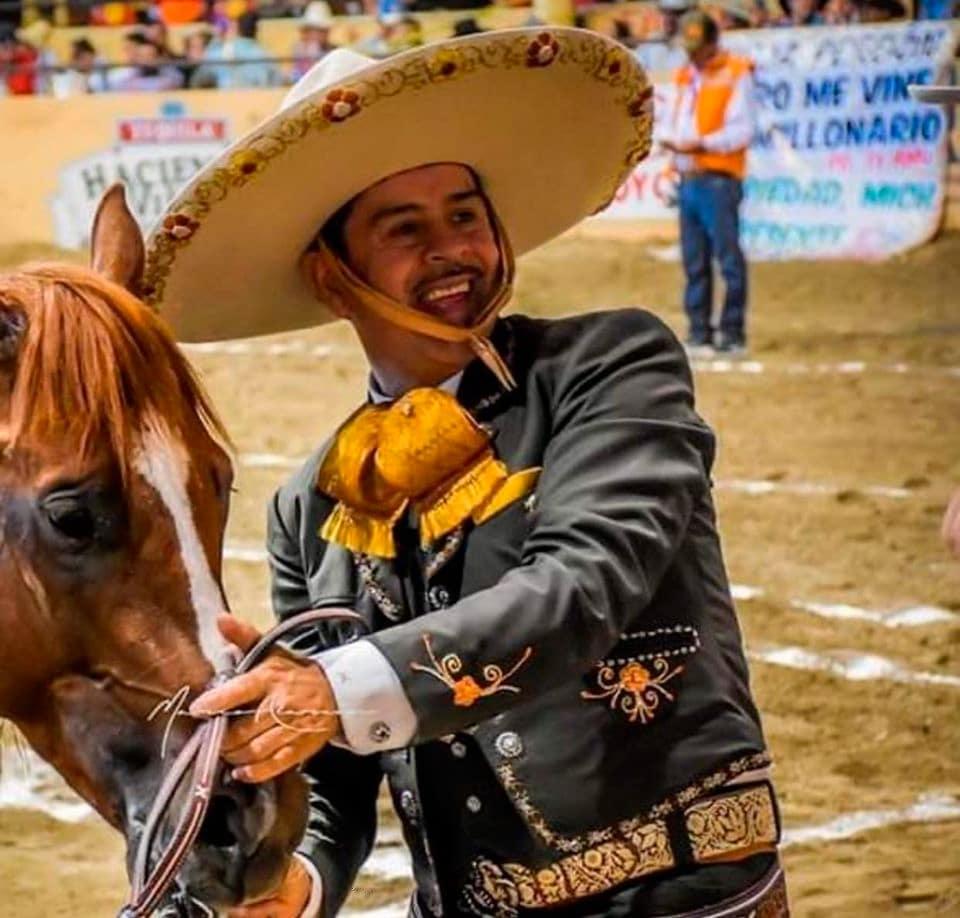 Miguel Vega Gana en suerte de Cala de caballo el Campeonato Nacional Charro 2019 Michoacan