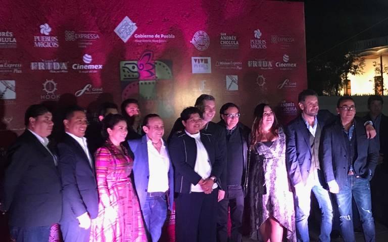 Se Inauguró El Festival de Cine San Andrés Cholula