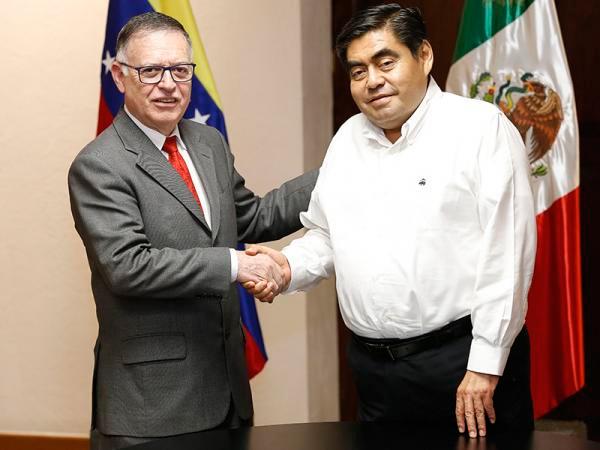 Puebla es parte de la transformación de México: Miguel Barbosa