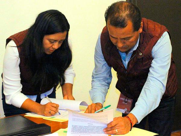 Logra SDR donación de CONAFOR de 215 mil plantas de agave para Puebla