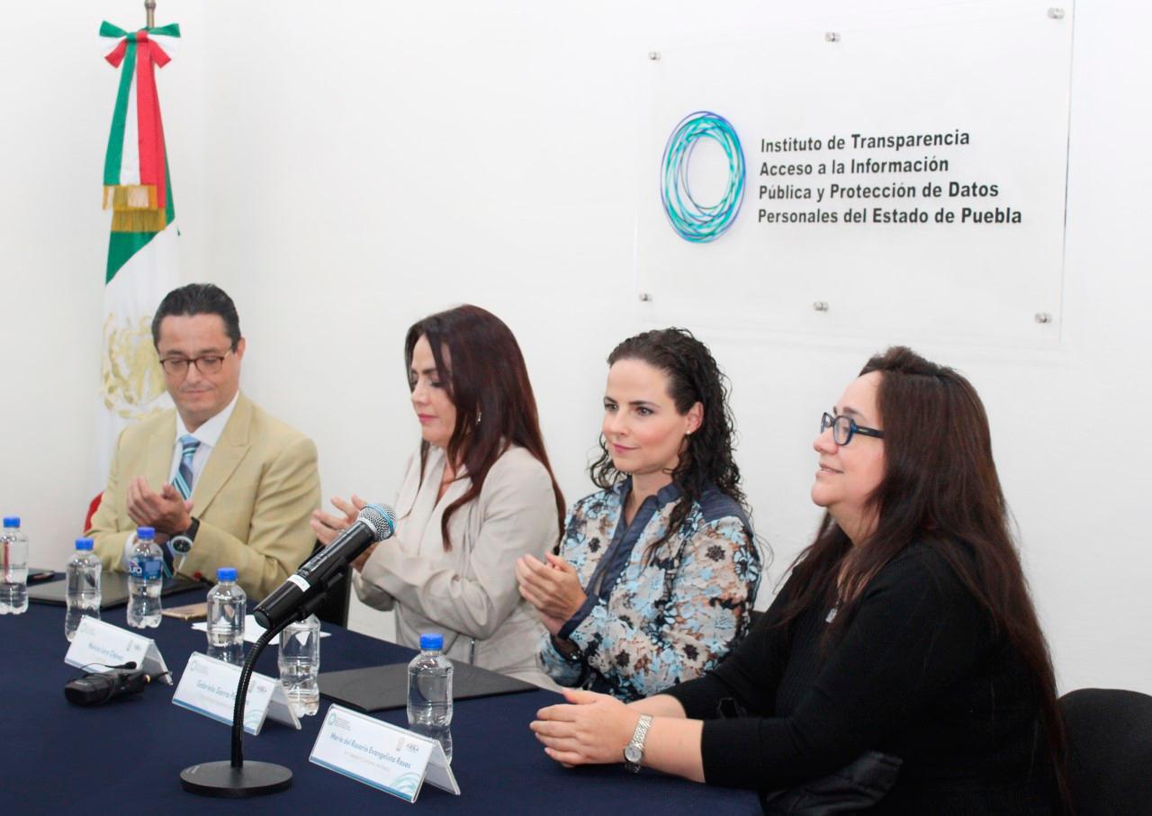 Personal Del H. Congreso del Estado es capacitado por el ITAIPUE