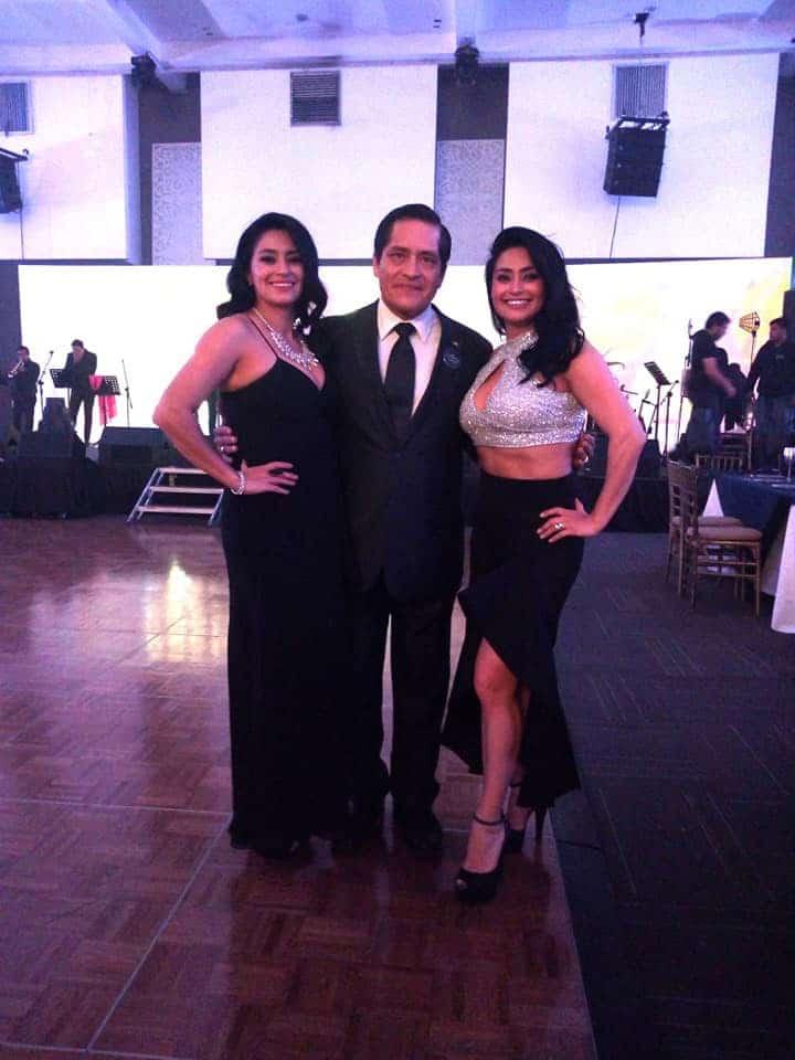 """Mtro. Amado Sanchez Maceda , presente en la """"Segunda Entrega de Premios Internacionales Gaviota Estado De México"""""""