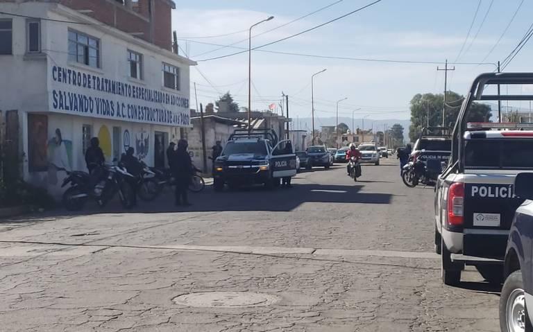 Policía de Texmelucan trabaja de la mano con la ciudadanía