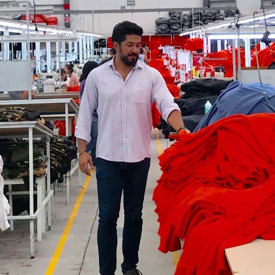 Situación de la empresa textil y vestido En México