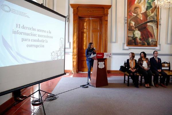 Presentan el nuevo Tablero de datos abiertos en el marco del día Municipal de la Transparencia