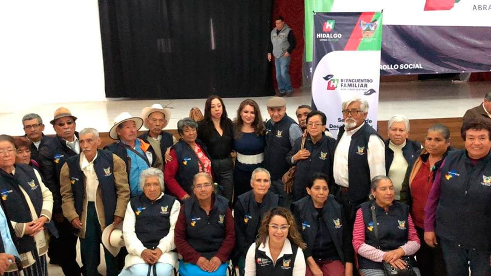 Se benefició a 164 adultos mayores con los trámites para la obtención de sus#visas