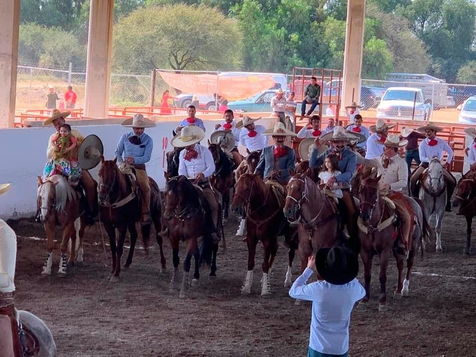 Charros Regionales Unidos de Xicotepec de la Familia Esquitin