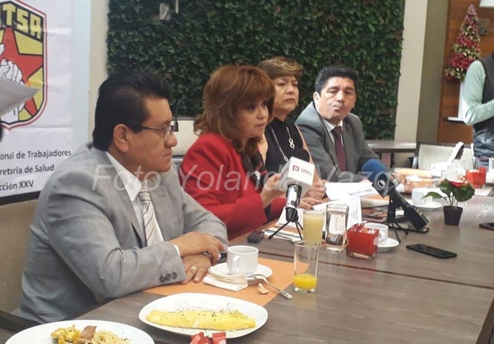 Dra. Patricia Parra pide dialogo con el Gobernador  para plantearle necesidades del Sector Salud