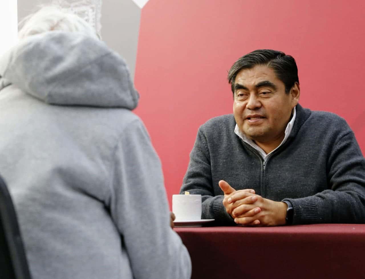 Llegará Jornada de Atención Ciudadana a Tehuacán, anuncia Barbosa Huerta