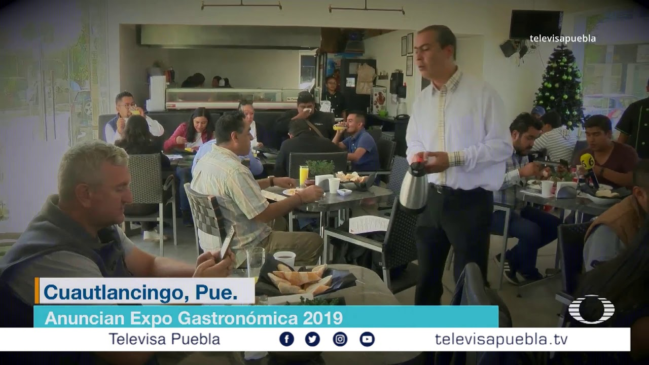 Expo gastronómica Cuautlancingo 2019