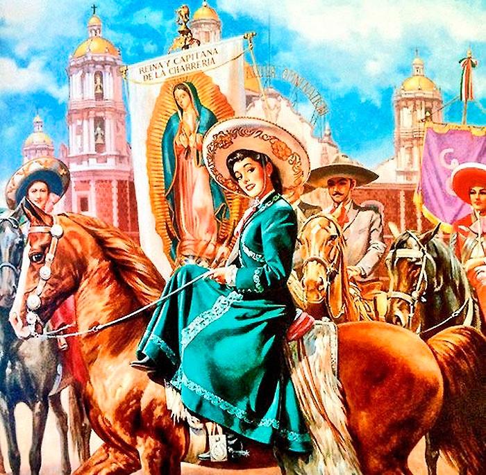 12  de Diciembre – Celebración de la Virgen de Guadalupe