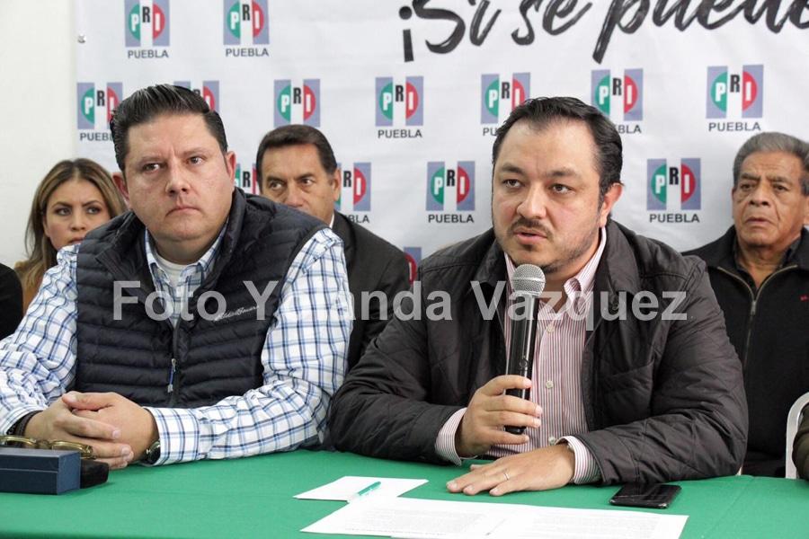 El PRIconsideraque Puebla capital tiene una situación difícil y de emergencia en el tema de inseguridad