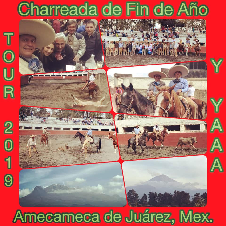 Charreada en homenaje a Don Alejandro Villagran Jaime