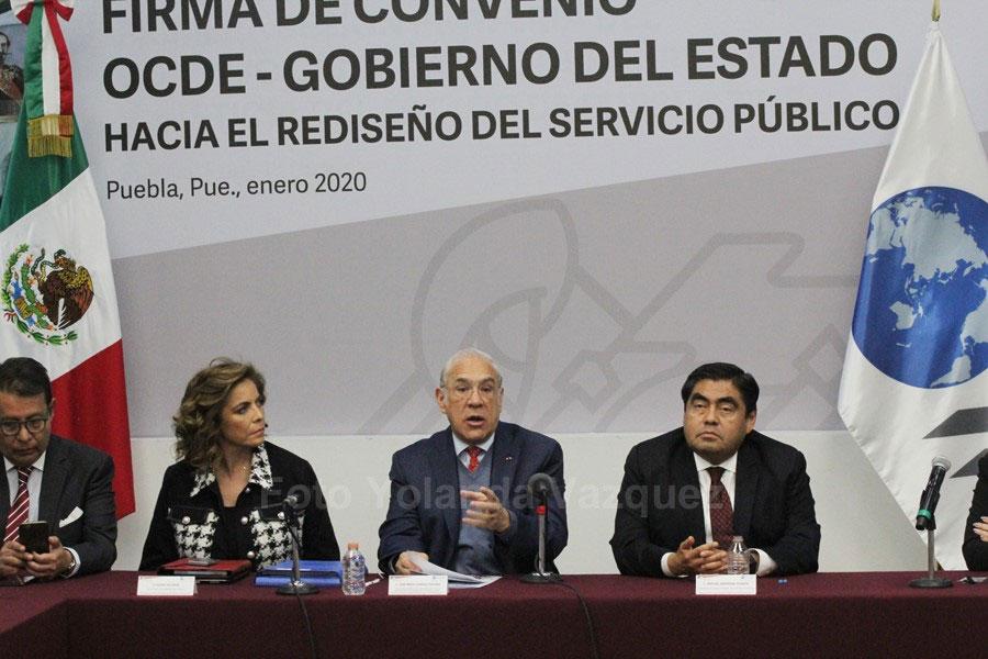 Niega Barbosa Huerta la llegada de Meza Viveros a la Secretaria de Gobernación