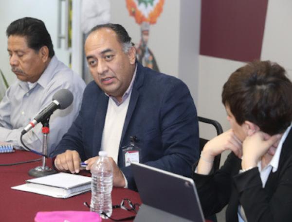 Forma SEGOB alianza con FAO para el desarrollo social