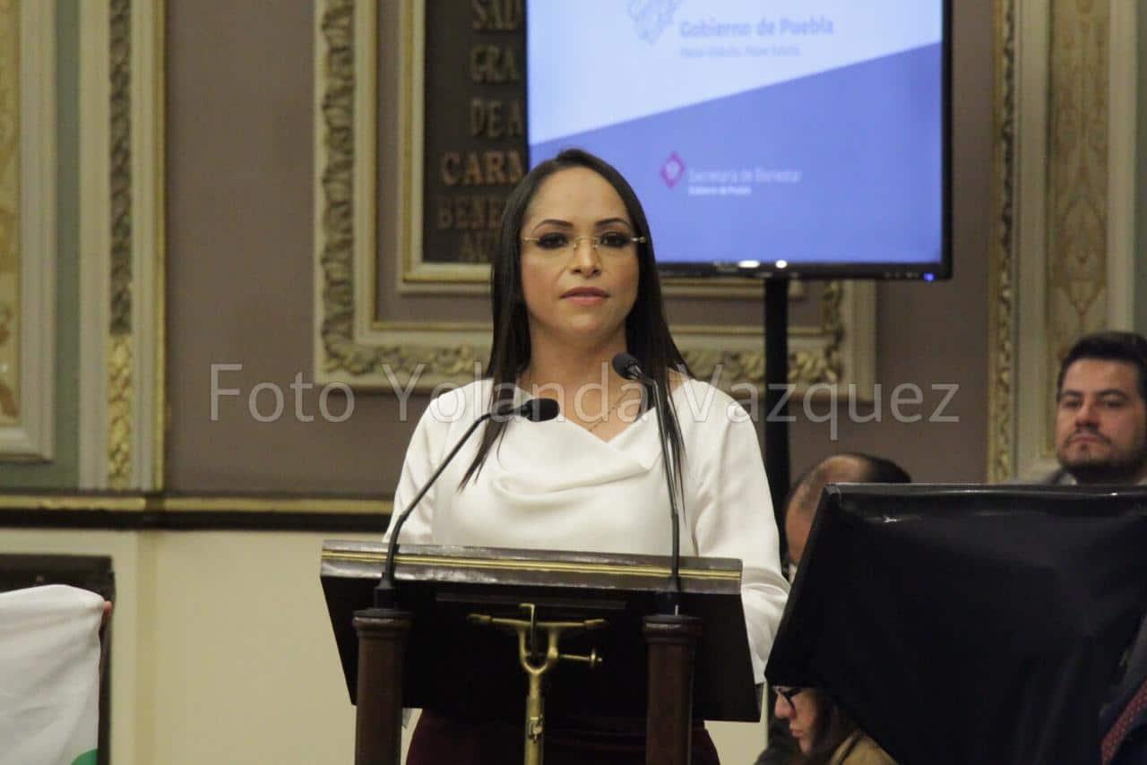 Gobierno de Luis Miguel Barbosa trabaja día a díaa fin de dar una lucha frontal a la pobreza: Lizhet Sánchez G.