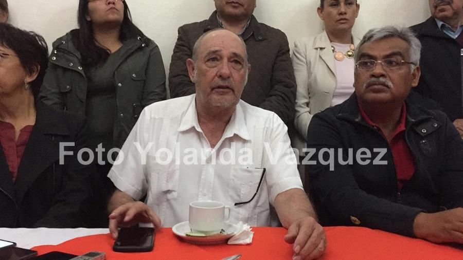El Movimiento Antorchista fue el único que pudo acreditarse ante el INE para ser Partido Político: Celis Aguirre