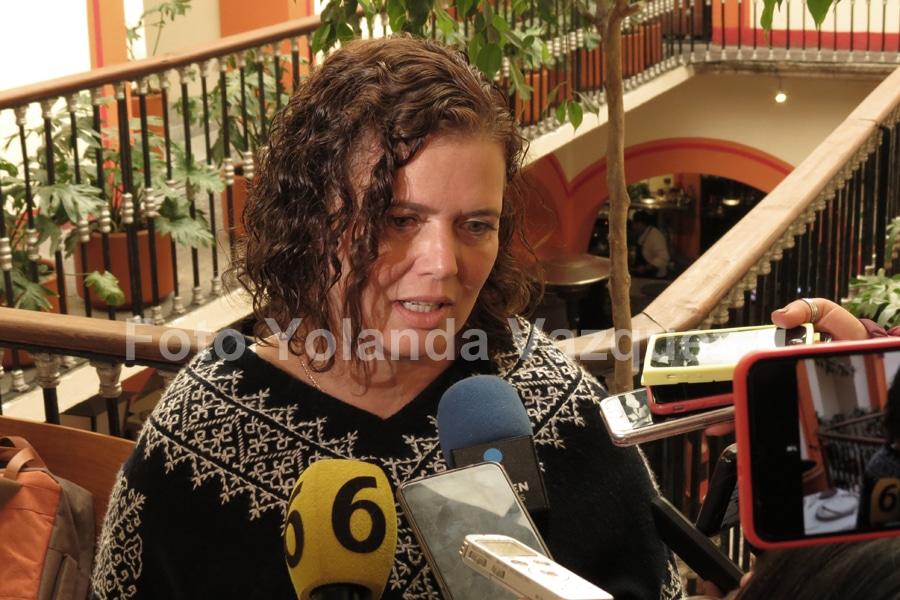 Con la finalidad de que el turismo no disminuya en Pueblapide Prida Cope a medios hablar bien del municipio