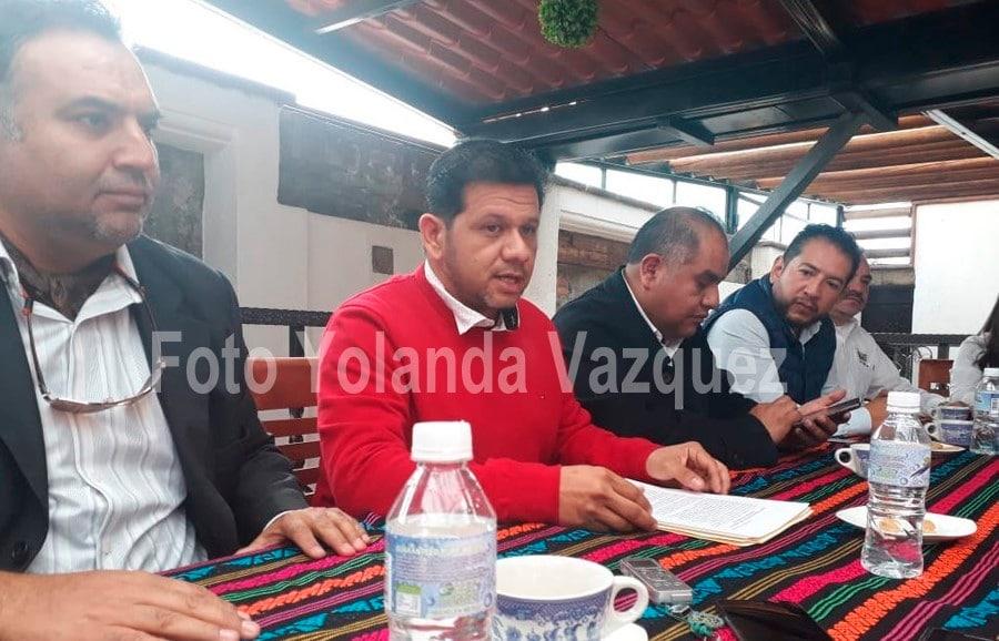 Ni Rivera Sosa ni Nestor Camarillo deben participar para obtener la dirigencia del PRI ya que en el caso ellos serian juez y parte: Corriente Critica del PRI