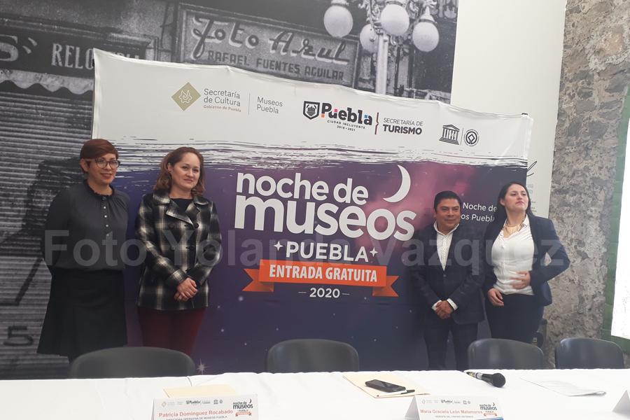 La Secretaria de Turismo Municipal presenta  lo que será la Primer edición de Noche de Museos este 1 de Febrero