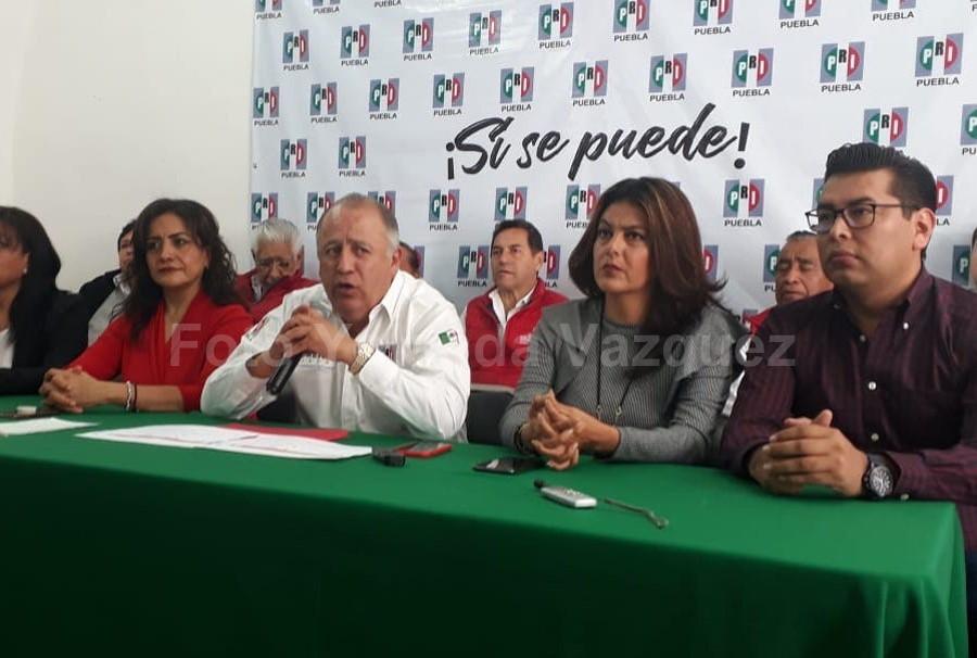 PRI estará buscando alianza con Antorcha Campesina aunque esta en consiga su registro como partido político: Lorenzo Rivera