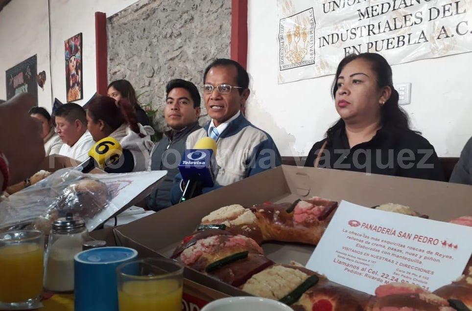 Dan a conocer feria de Rosca de Reyes que se llevara a cabo a partir de este 2 de enero y concluirá el 7 teniendo como sede el Jardín del Carmen