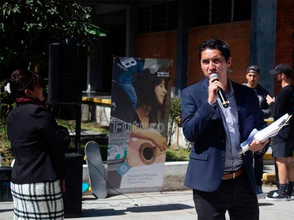 Realiza Instituto de la Juventud ciclo de conferencias para prevención de adicciones