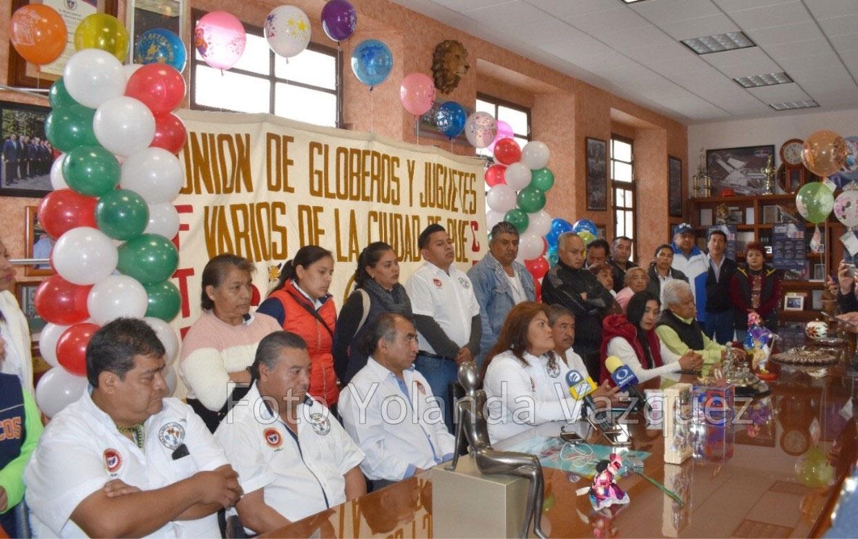 Nos afecta campaña que señala que los globos son un producto que afecta el medio ambiente cuando esto no es así; Sonia Rodríguez
