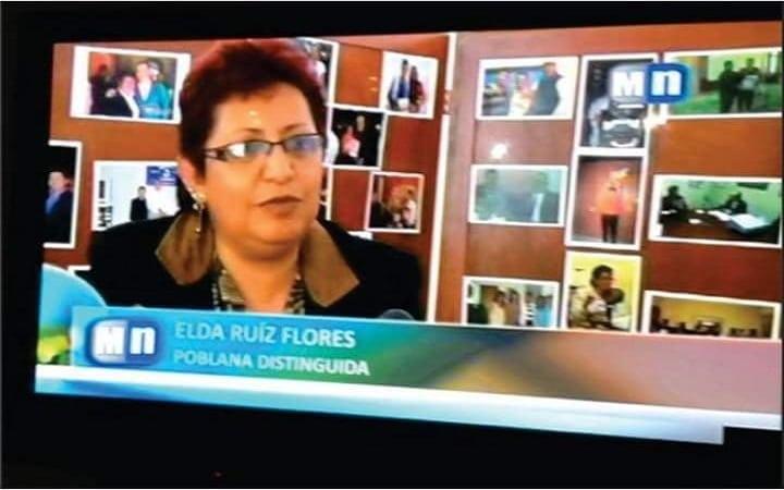 La activista Elda Ruiz necesita solución gubernamental urgente