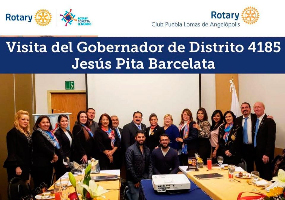 Rotary – Lomas de Angelopolis