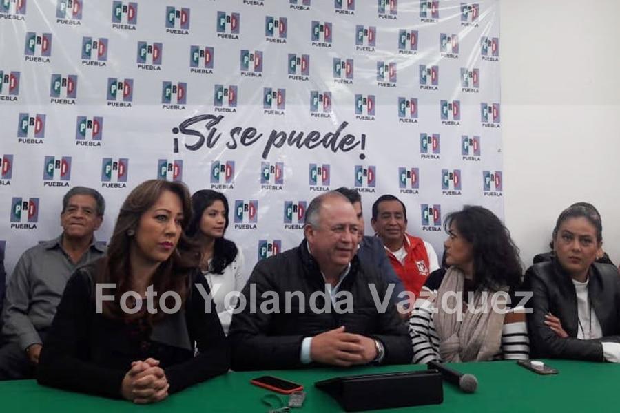 El PRI será la mejor opción para el proceso electoral del 2021 y va con lo mejores hombres y mujeres: Rivera Sosa