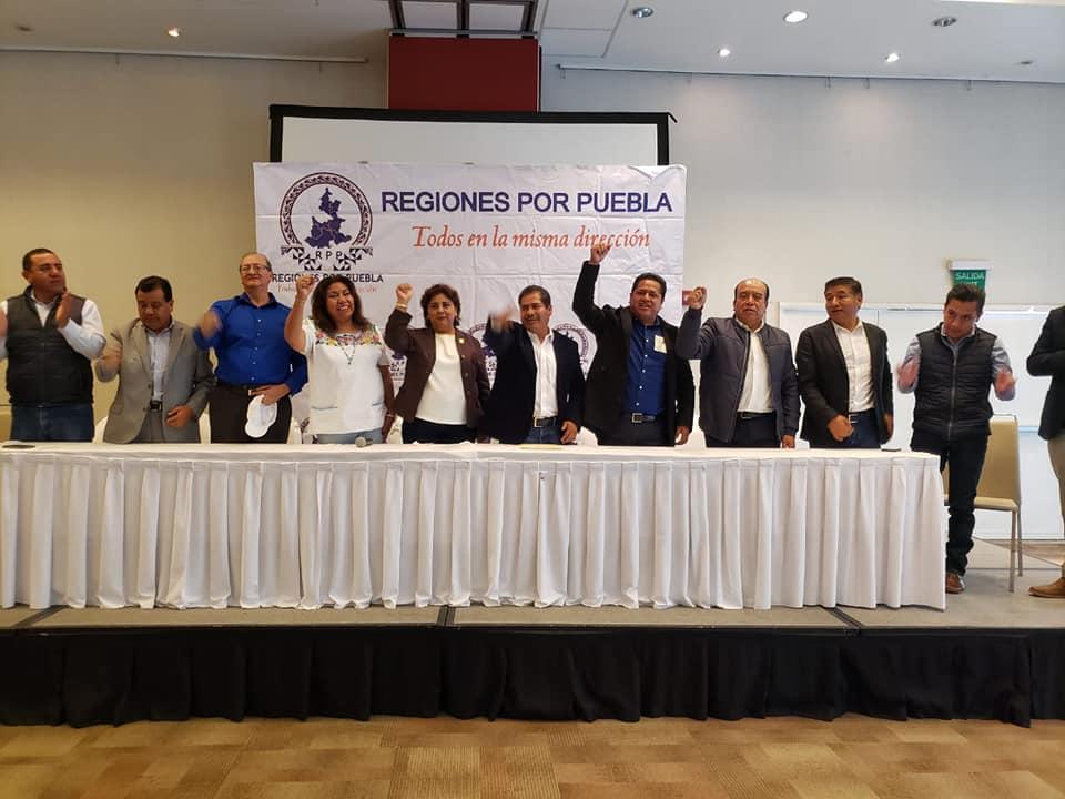 Regiones por Puebla pide ser tomada en cuenta e incluida en las decisiones del Partido Acción Nacional